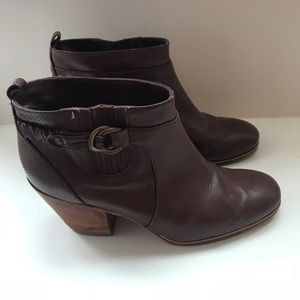 Rachel Comey Brown Mars boot